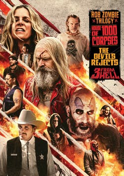 Rob Zombie Triple Feature [DVD]