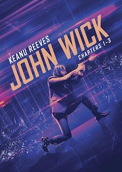 John Wick: 3-film Collection (Box Set) [DVD]