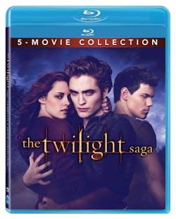 The Twilight Saga: The Complete Collection (Box Set) [Blu-ray]