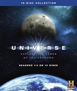The Universe: The Complete Seasons 1-3 (Box Set) [Blu-ray]