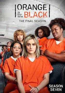 Orange Is the New Black: Season Seven (Box Set) [DVD]