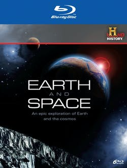 Earth and Space (Box Set) [Blu-ray]