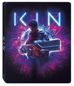 Kin (4K Ultra HD + Blu-ray + Digital Download (Steelbook)) [Blu-ray]