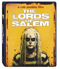 The Lords of Salem (Steel Book) [Blu-ray]