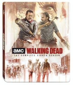 The Walking Dead: The Complete Eighth Season (Steel Book) [Blu-ray]