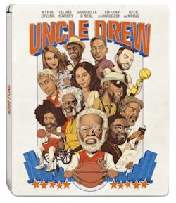 Uncle Drew (Steel Book) [Blu-ray]