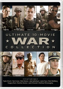Ultimate 10-movie War Collection (Box Set) [DVD]