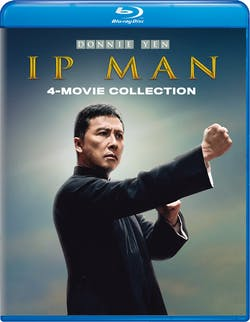 Ip Man 1-4 (Box Set) [Blu-ray]