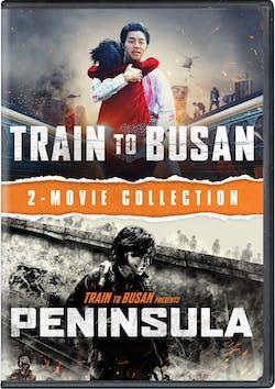 Train to Busan/Train to Busan Presents - Peninsula [DVD]