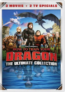 How to Train Your Dragon: Ultimate Collection (Box Set) [DVD]