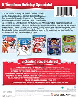 The Original Christmas Specials Collection (Limited Edition Steelbook Box Set) [Blu-ray]
