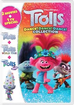 Trolls Dance! Dance! Dance! Collection (Box Set) [DVD]