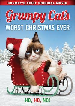 Grumpy Cat's Worst Christmas Ever [DVD]