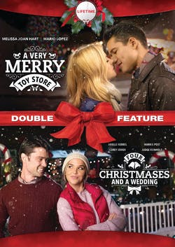 A Very Merry Toy Store/Four Christmases and a Wedding [DVD]