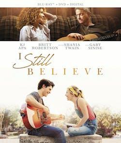 I Still Believe (with DVD) [Blu-ray]