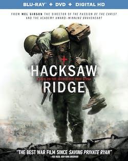 Hacksaw Ridge (with DVD) [Blu-ray]