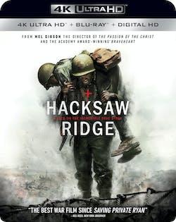 Hacksaw Ridge (4K Ultra HD + Blu-ray) [UHD]