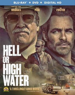 Hell Or High Water (with DVD) [Blu-ray]