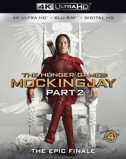 The Hunger Games: Mockingjay - Part 2 (4K Ultra HD + Blu-ray) [UHD]