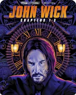 John Wick: 3-film Collection (4K Ultra HD Boxset) [UHD]