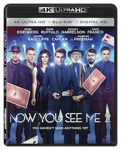 Now You See Me 2 (4K Ultra HD + Blu-ray) [UHD]