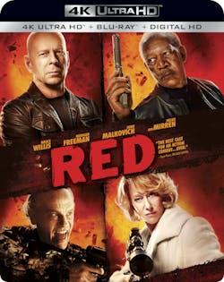 Red (4K Ultra HD + Blu-ray) [UHD]