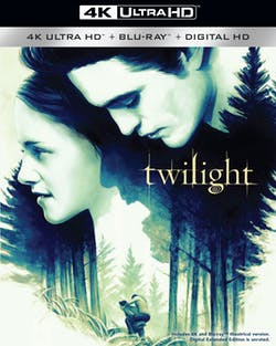 The Twilight Saga: Twilight (4K Ultra HD + Blu-ray) [UHD]