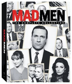 Mad Men: The Complete Collection (Box Set) [Blu-ray]