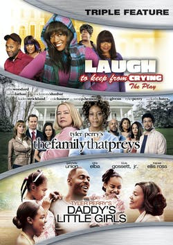 Laught to Keep from Crying/Family That Preys/Daddy's Little Girls [DVD]