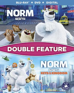 Norm of the North/Norm of the North - Keys to the Kingdom (with DVD) [Blu-ray]