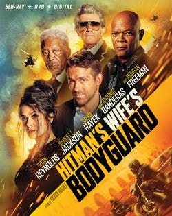 The Hitman's Wife's Bodyguard (with DVD) [Blu-ray]