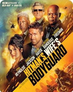 The Hitman's Wife's Bodyguard (4K Ultra HD + Blu-ray) [UHD]