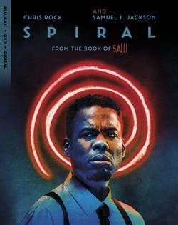 Spiral - From the Book of Saw (with DVD) [Blu-ray]
