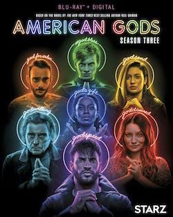 American Gods: Complete Season Three (Box Set) [Blu-ray]