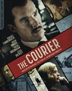 The Courier (with DVD) [Blu-ray]