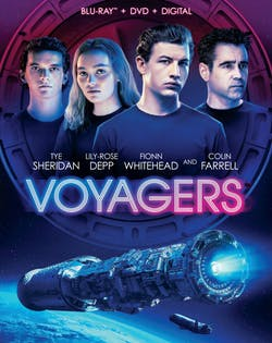 Voyagers (with DVD) [Blu-ray]