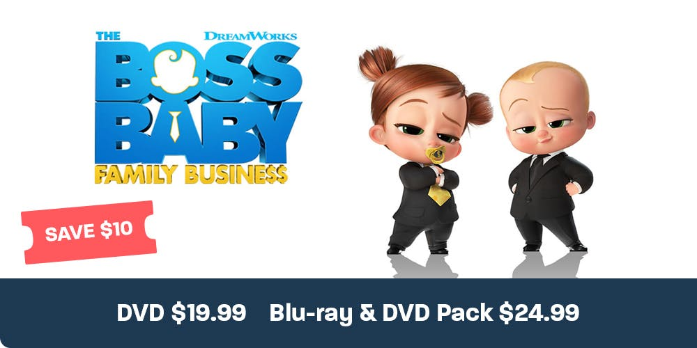 The Baby Boss Family Business