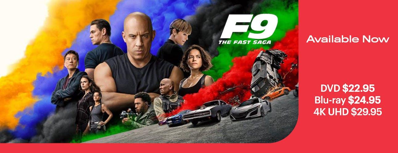 1300x500 F9: The Fast Saga