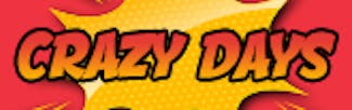 165x52 Crazy Days Low Prices Free Shipping