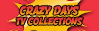 165x52 Crazy Days Hot Deals on TV Titles