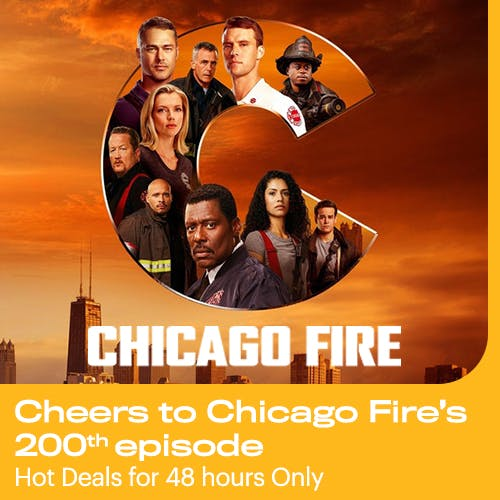 500x500 Chicago Fire 200th Episode