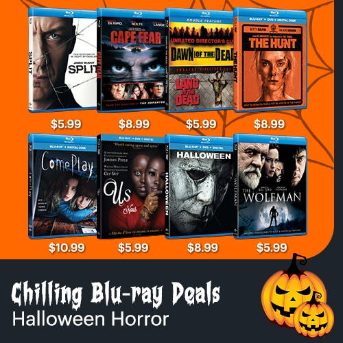500x500 Chilling Blu-ray Deals on Horror Movies