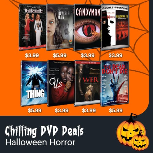500x500 Chilling DVD Deals on Horror Movies