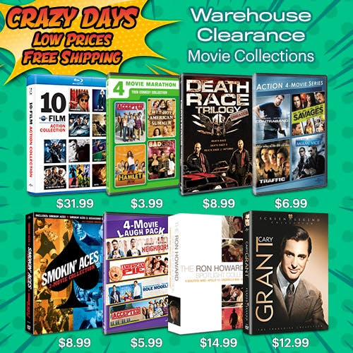 500x500 Crazy Days Movie Collections Clearance