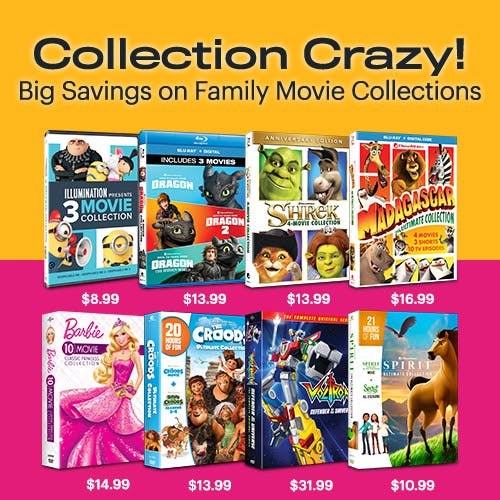 500x500 Collection Crazy - Family Titles