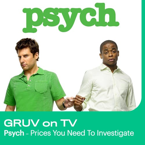 500x500 GRUV on TV: Psych