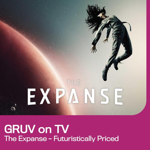 500x500  GRUV on TV The Expanse