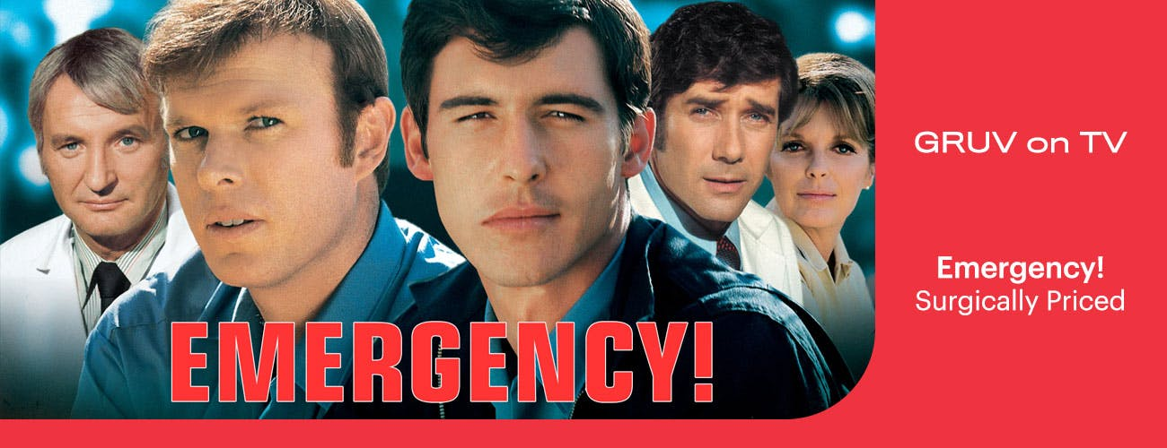 GRUV on TV - Emergency