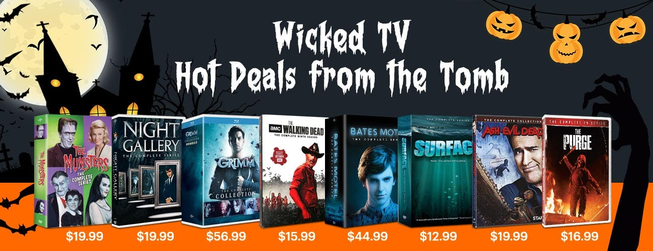 Wicked TV - Hot Deals From the Tomb