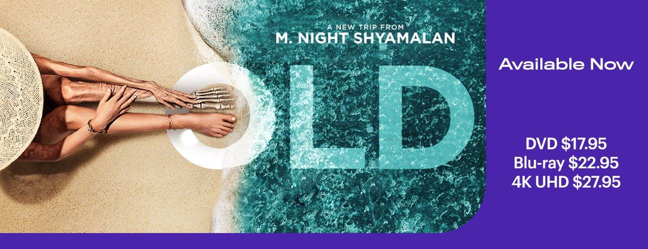 Old (M. Night Shyamalan)